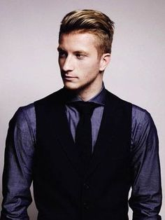 marco reus hairstyle - Google Search