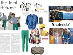 """""""The Total Package:SheInside"""" by marksjdr on Polyvore"""