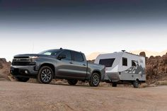 The Lance 1475 Travel Trailer is easy to move and bring with you to any adventures this Summer! Tiny Camper Trailer, Small Travel Trailers, Recreational Vehicles, Rest, Outdoors, Camping, Adventure, Gallery, Summer