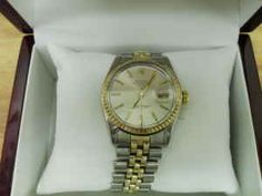 ROLEX OYSTER PERPETUAL - $1599 (CASTLE HILLS)