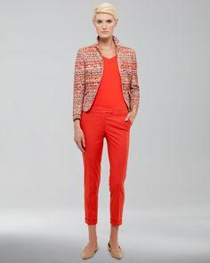 http://ncrni.com/akris-punto-tweed-peplum-jacket-vneck-backzip-shell-frankie-cuffed-pants-p-6275.html