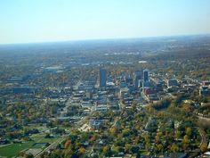 Fort Wayne, Indiana. #home