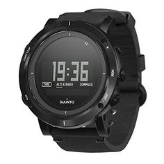 Suunto effectively merging sportiness and elegance! Here is the new Suunto Essential!