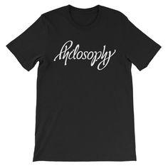 Philosophy Ambigram T-shirt