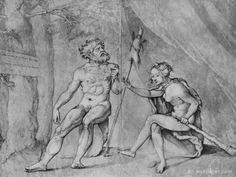 Hercules in the distaff Omphale
