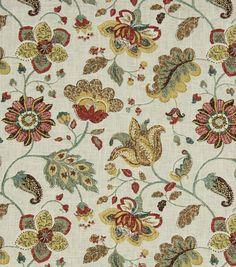 Upholstery Fabric-Robert Allen Spring Mix Spring