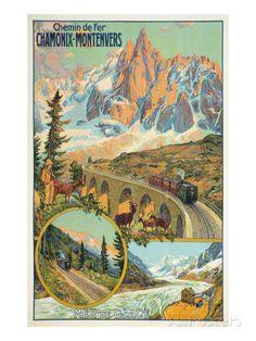 vintage travel posters - Google zoeken