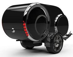 Future Caravan - Mini Caravan / Concept 5