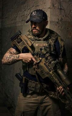 Sick PMC Private Military Contractor Special Forces Tactical Loadout @aegisgears