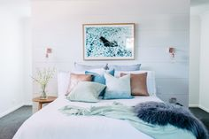 How to: Style 10 different areas of your home Master bedroom decor ideas Dream Bedroom, Home Bedroom, Diy Bedroom Decor, Bedroom Ideas, Bedroom Inspiration, Master Bedroom, Modern Bedroom, Interior Simple, Interior Design