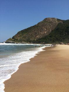 Prainha - uma linda praia cercada de muita natureza!