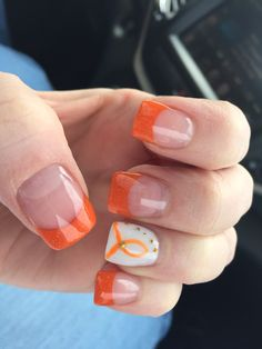 My MS nails for March awareness month