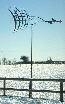 Wonderful Wind Vanes and Sculptures