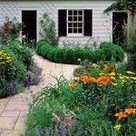 Creating an english garden