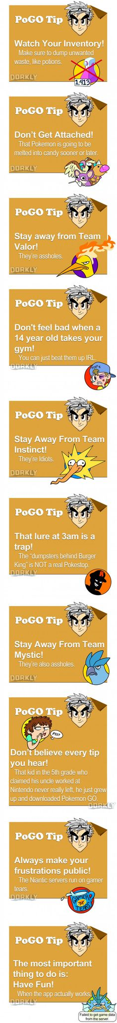 10 Hot Pokemon GO Tips For Everyone To Catch 'em All!