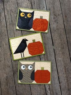 Fall Mug Rugs & More, by Suzanne's Art House
