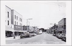 RP: Fulton Street , EDGERTON , Wisconsin , 30-40s
