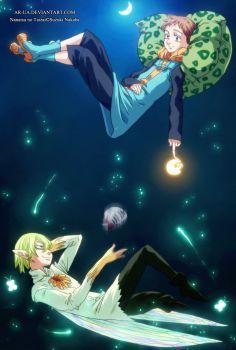 DeviantArt: More Like Nanatsu no taizai - Wallpaper 2 The Deadly 7 Sins by…