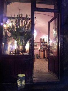 Cafe Camelot, Krakow, Poland ~ charming ambiance ~ great food ~ superb hidden gem
