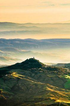 Stunning Sunrises... just one of the Monte Amiata's treasures