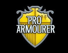 """Check out new work on my @Behance portfolio: """"Pro Armourer Logo"""" http://be.net/gallery/58885947/Pro-Armourer-Logo"""