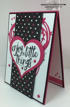 Mornin', y'all – welcome to another edition of theHappy Stampers Blog Hop. This is the first hop in the new 2016-2017 Annual Catalog and I'm bettin' you see some su…