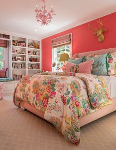 Teen Girl Bedrooms, decor information number 9322967207 for a strikingly remarkable bedroom. Dream Rooms, Dream Bedroom, Master Bedroom, Bedroom Decor, Bedroom Ideas, Preppy Bedroom, Teen Girl Bedrooms, Little Girl Rooms, Shabby Chic Bedrooms