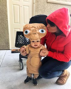 The Extra-Terrestrial Costume E.T Toddler Childs E.T