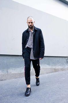 More looks by J'aime tout chez toi MEN: http://lb.nu/jaimetoutcheztoim  #minimal #sporty #street #menswear #fashionmen