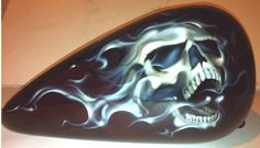 CHICAGO CUSTOM MOTORCYCLE PAINTING AND AIRBRUSHING - Custom Motorcycle Painting/ Airbrushing