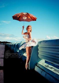 Andrea Bayne - Ballet Victoria  Photo by Tarzan Dan www.TDFoto.ca