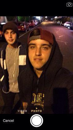 Jai and Beau