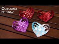 Moños pequeños elegantes con flores cono doble color, video 538, Ribbon Hair Bow Tutorial - YouTube