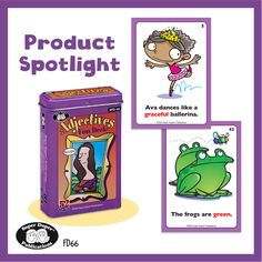 """Looking for a """"new"""" way to teach adjectives? Use the Adjectives Fun Deck to improve your students' grammar and vocabulary skills. The deck contains 52 illustrated adjective-in-sentence cards. Plus, we provide a free downloadable Adjectives Fun Deck data sheet. Grammar And Vocabulary, Data Sheets, Fun Learning, Sentences, Middle School, Improve Yourself, Students, Deck, Public"""