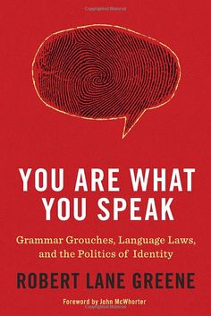 My continuing obsession with linguistics