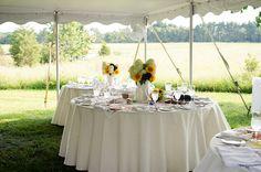 SARA + GRANT | New Jersey farm wedding