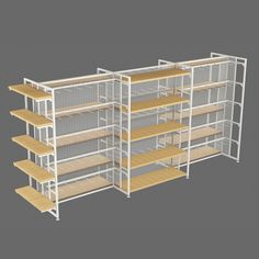 c4c8c5c58 wholesale High End Miniso Style Retail Store Showcase Living Goods Display  Rack