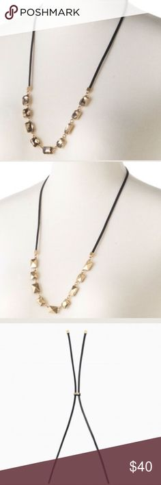 Stella and Dot Reese Sparkle Necklace Excellent Condition Stella & Dot Jewelry Necklaces