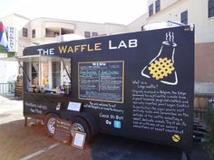 (A través de CASA REINAL) >>>>>  Check out the @TheWaffleLab https://www.facebook.com/TheWaffleLab in #FtCollins #Colorado #foodtrucks