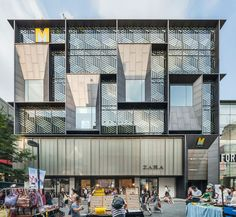 M Plaza \/ Manifesto Architecture