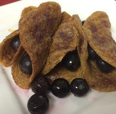 Plantain Cakes - ripe plantains, water, sea salt, baking soda, apple cider vinegar, cinnamon, vanilla