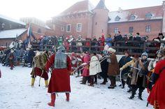To była żywa lekcja historii i okazja, by zobaczyć jak wyglądały bitwy w XVII wieku.