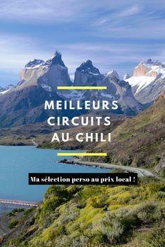 Notre sélection des 5 meilleurs circuit au Chili: découverte des classiques du pays, de l'île de Pâques ou de la Patagonie. à partir de 1120 euros seulement!