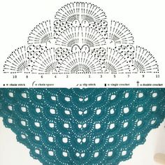 Virus shawl virusshawl crochet pattern