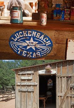Luckenbach, TX is a great place for families to stop in for a little picnic, with enough fun stuff to see and do to keep the kids entertained for at least a few hours. Texas Vacation Spots, Vacation Trips, Vacations, Texas Travel, Travel Usa, Texas Texans, Holiday Places, Road Trip Usa, 40th Anniversary