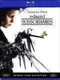 Edward Scissorhands [Blu-ray] [Eng/Fre/Spa] [1990]