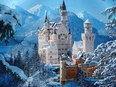Most people will agree that castles are probably the most majestic and beautiful types of buildings in the world. Looking at one immediately transports you to a fairy-tale world. These castles are the best of the best.