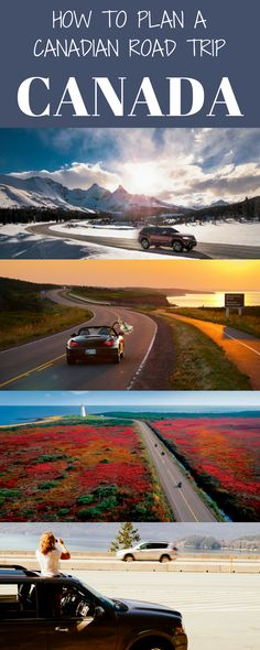 "Driving across Canada | How to Plan a Canadian road trip. With images of ""Easy Rider"" and freedom dancing in our heads, my husband Eric and I had fun planning then enjoying a six-week Canadian road trip from Quebec to British Columbia this summer."