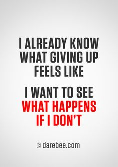 What happens if I don't [quote]
