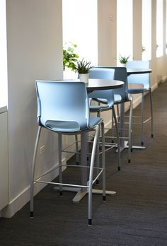 HON NeoCon 2014 Showroom Suite #1130, Merchandise Mart, Chicago. Showcasing the very best in office furniture design. #NeoCon14 Motivate Seating, Hospitality Tables